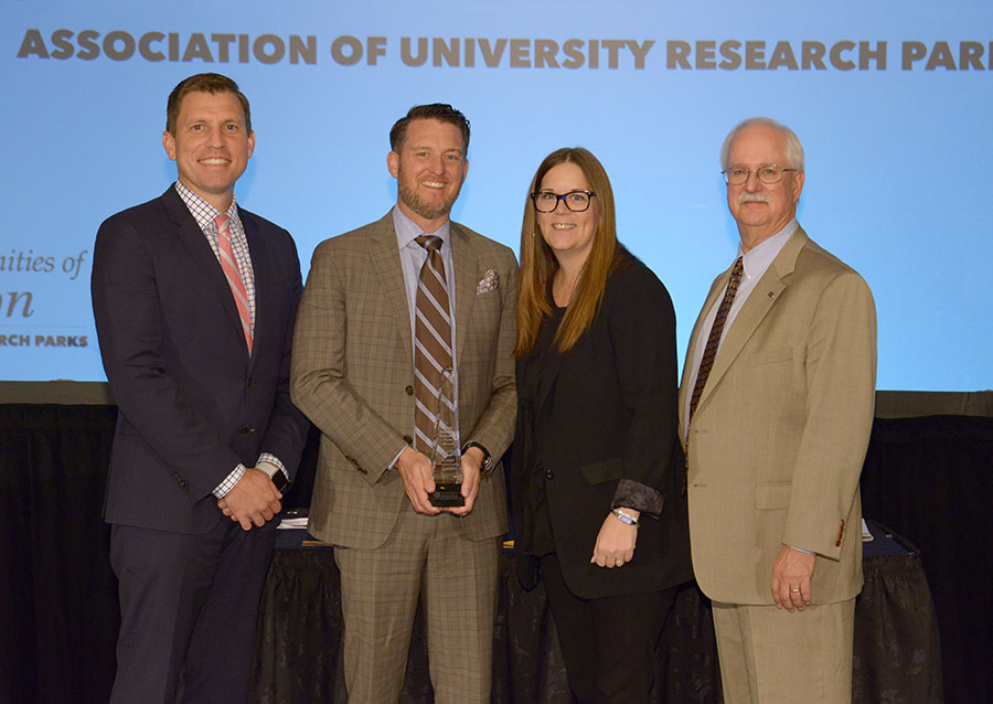 Emerging Research Park Award – Lehigh University Mountaintop Campus